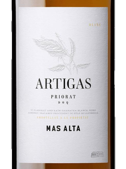 Mas Alta Priorat Artigas 2016