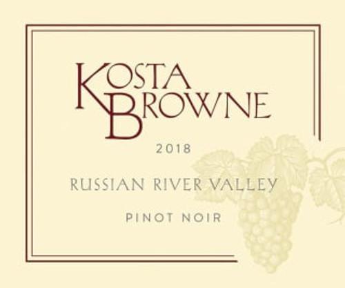 Kosta Browne Pinot Noir Russian River Valley 2018 375ml