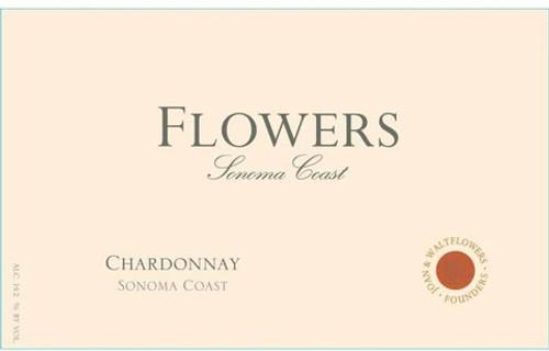 Flowers Chardonnay Sonoma Coast 2018