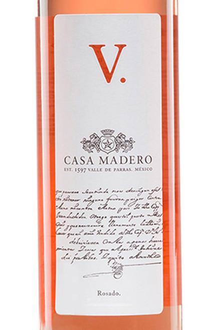 Casa Madero V Rosado Valle de Parras 2020