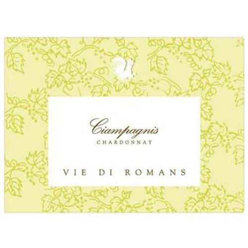 Vie di Romans Friuli Isonzo Chardonnay Ciampagnis 2018