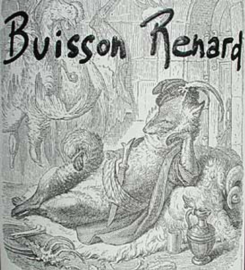 Dagueneau/Didier Pouilly-Fumé Buisson Renard 2018