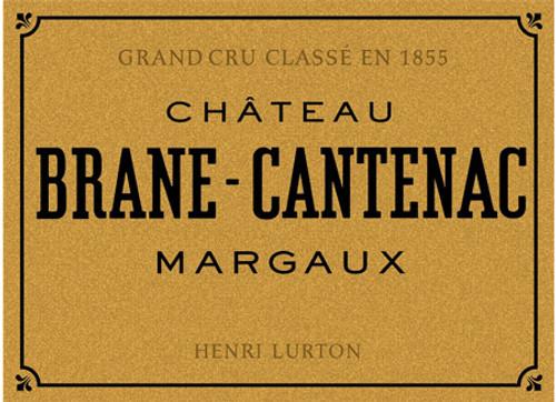 Brane-Cantenac Margaux 2016 1.5L