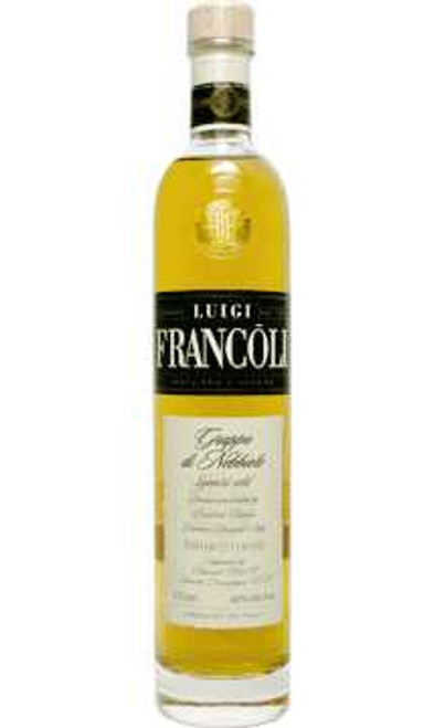 Francoli Grappa di Nebbiolo 5 Years Old 375ml