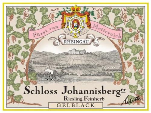 Schloss Johannisberg Riesling Gelblack Feinherb 2019