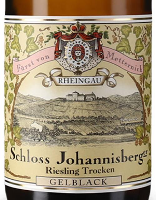 Schloss Johannisberg Riesling Silberlack Grosses Gewächs 2019 375ml