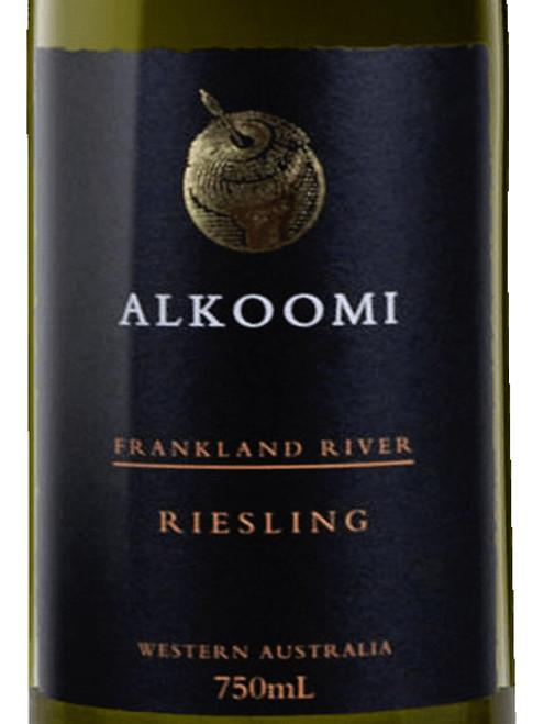 Alkoomi Riesling Frankland River Black Label 2019