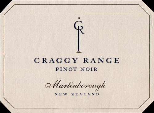 Craggy Range Pinot Noir Martinborough 2017
