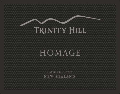 Trinity Hill Syrah Hawkes Bay Homage 2016