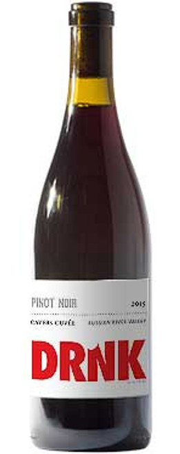 DRNK Pinot Noir Russian River Valley Cavers Cuvee 2016