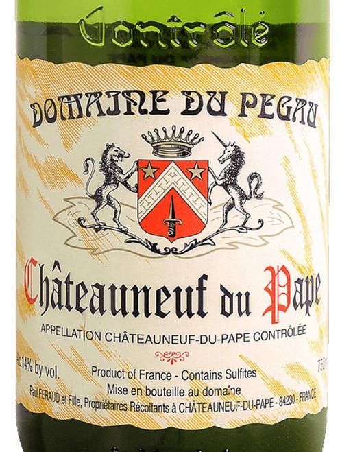 Pégaü Châteauneuf-du-Pape Blanc Cuvée Réservée 2019