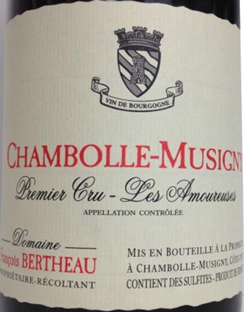 Bertheau/François Chambolle-Musigny 1er cru Les Amoureuses 2018