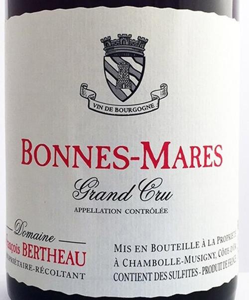 Bertheau/François Bonnes Mares Grand Cru 2018