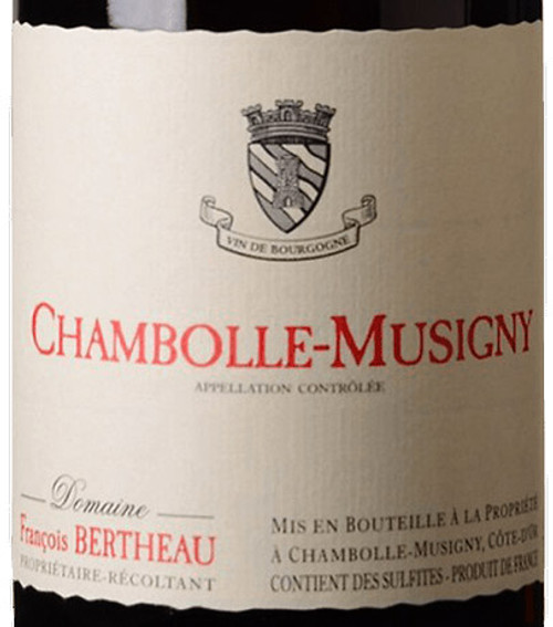 Bertheau/François Chambolle-Musigny 2018