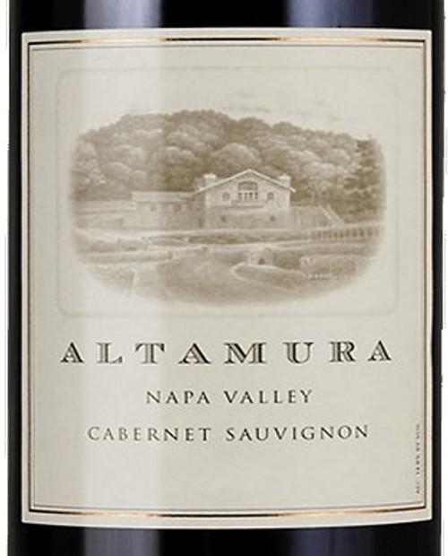 Altamura Cabernet Sauvignon Napa Valley 2017