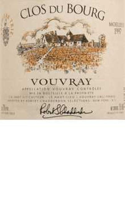 Huët Vouvray Moelleux le Clos du Bourg Première Trie 1997