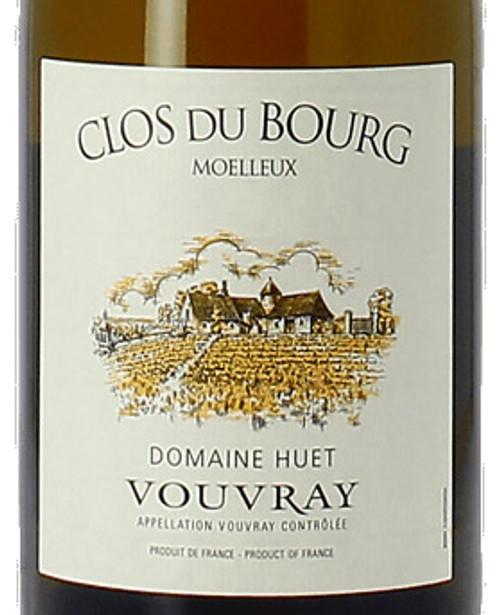 Huët Vouvray Moelleux Clos du Bourg 1985