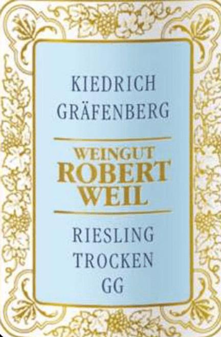 Weil/Robert Riesling Kiedrich Gräfenberg Grosses Gewächs 2019