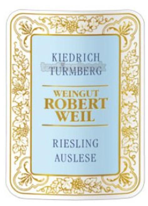 Weil/Robert Riesling Auslese Kiedrich Turmberg 2019 375ml