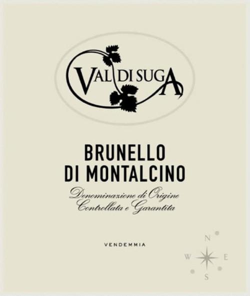 Val di Suga Brunello di Montalcino 2016