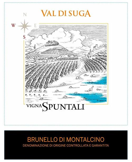 Val di Suga Brunello di Montalcino Vigna Spuntali 2016
