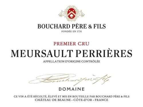 Bouchard Meursault 1er cru Les Perrières 2016