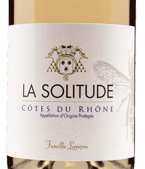 Domaine de la Solitude Côtes-du-Rhône Blanc 2019
