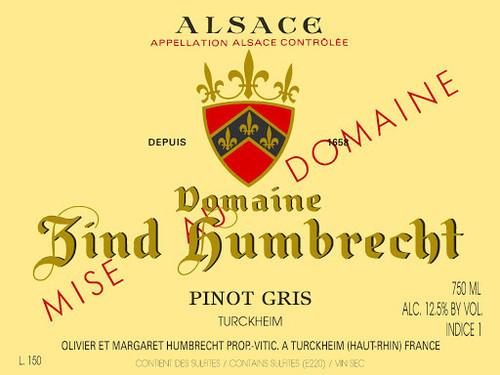 Zind-Humbrecht Pinot Gris Turckheim 2019