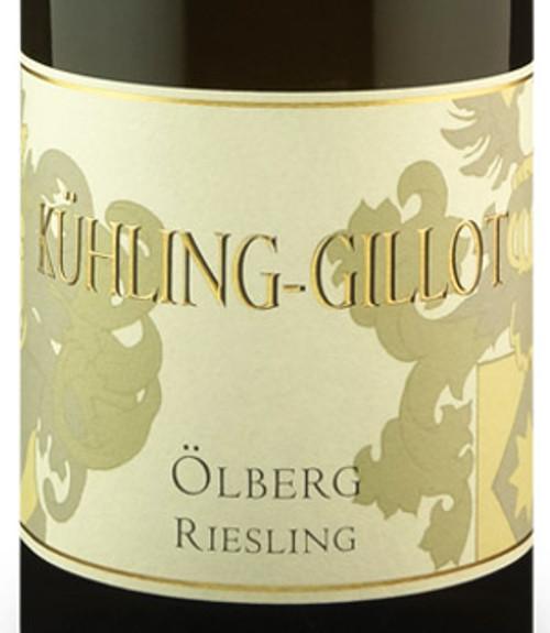 Kühling-Gillot Riesling Niersteiner Ölberg Grosses Gewächs 2019