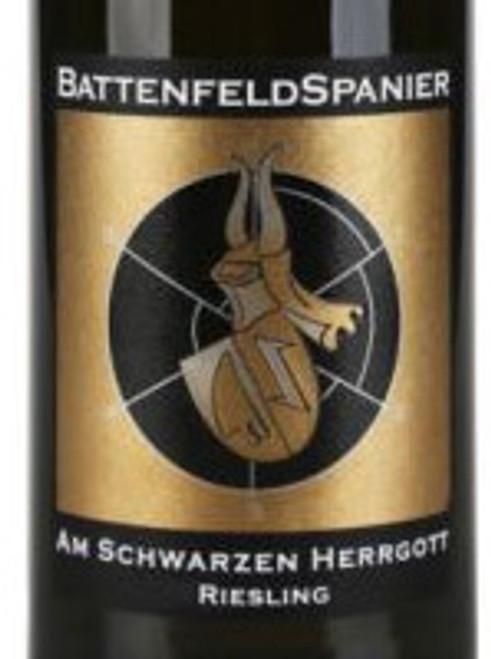 Battenfeld-Spanier Riesling Zellerweg Am Schwarzen Herrgott GG 2019