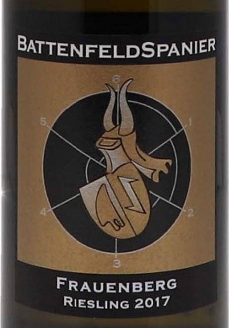 Battenfeld-Spanier Riesling Frauenberg Grosses Gewächs 2017