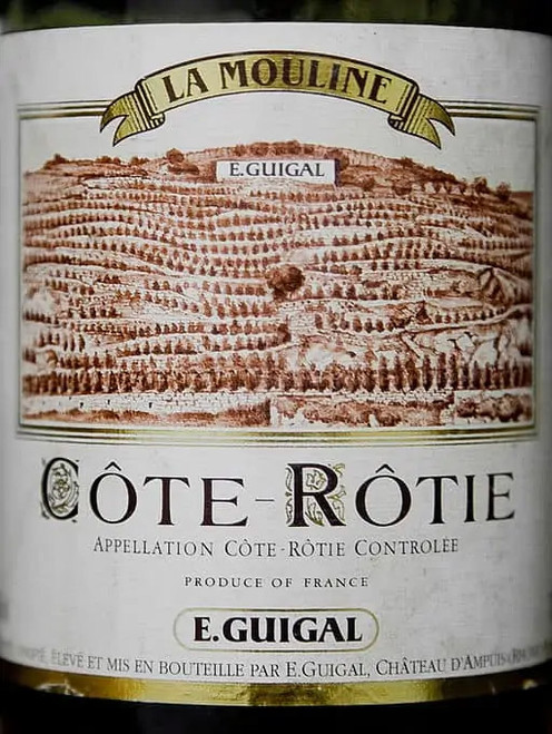 Guigal Côte-Rôtie La Mouline 2017