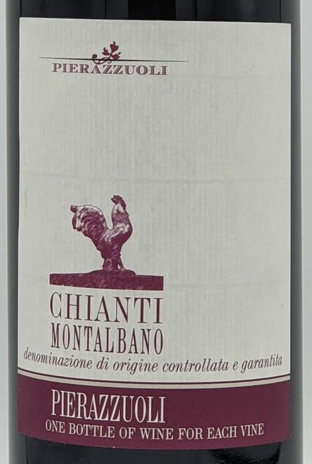 Pierazzuoli/Enrico Chianti Montalbano Tenuta Cantagallo 2019