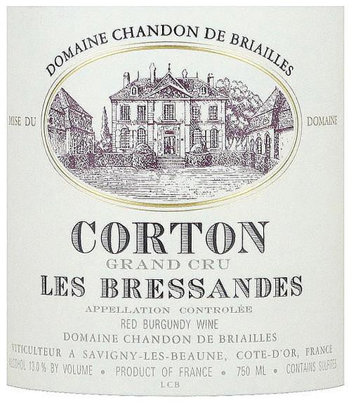 Chandon de Briailles Corton-Bressandes Grand Cru 2018