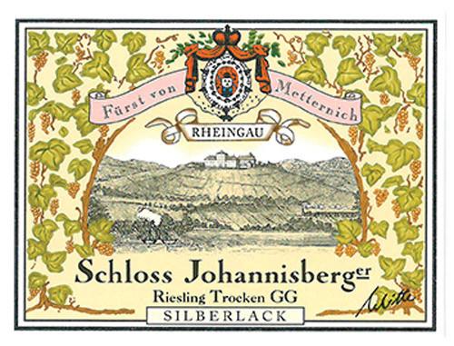 Schloss Johannisberg Riesling Silberlack Grosses Gewächs 2019 1.5L