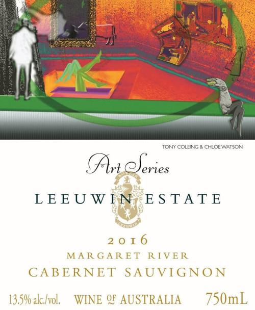 Leeuwin Cabernet Sauvignon Margaret River Art Series 2016