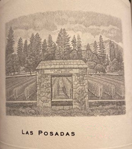 Abreu Las Posadas Howell Mountain Red Wine 2016