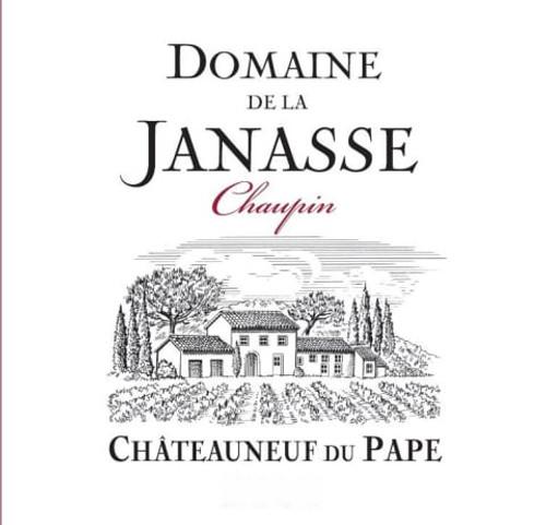 Janasse Châteauneuf-du-Pape Cuvée Chaupin 2019