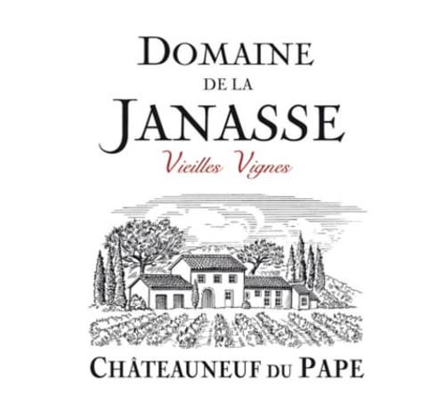 Janasse Châteauneuf-du-Pape Vieilles Vignes 2019 1.5L