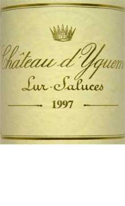 d'Yquem Sauternes 1997 375ml