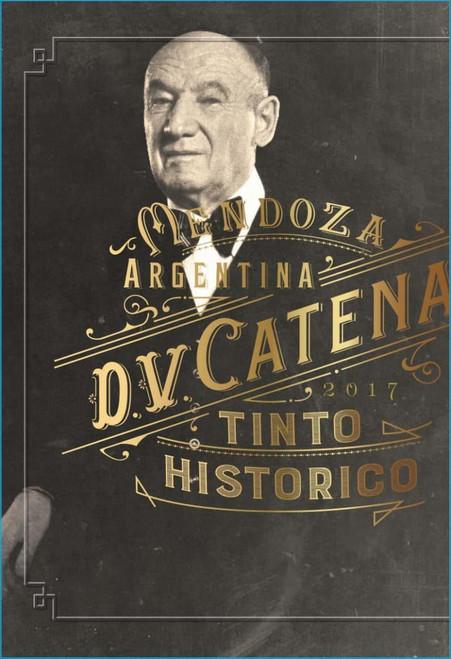Catena Zapata DV Catena Tinto Histórico Mendoza 2017