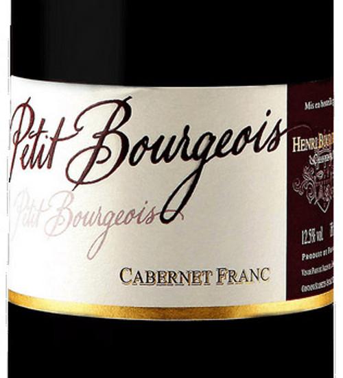 Petit Bourgeois Cabernet Franc Vin de Pays du Val de Loire 2018