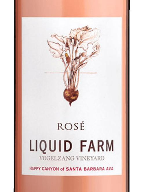 Liquid Farm Rosé Mourvèdre Happy Canyon Vogelzang Vineyard 2020