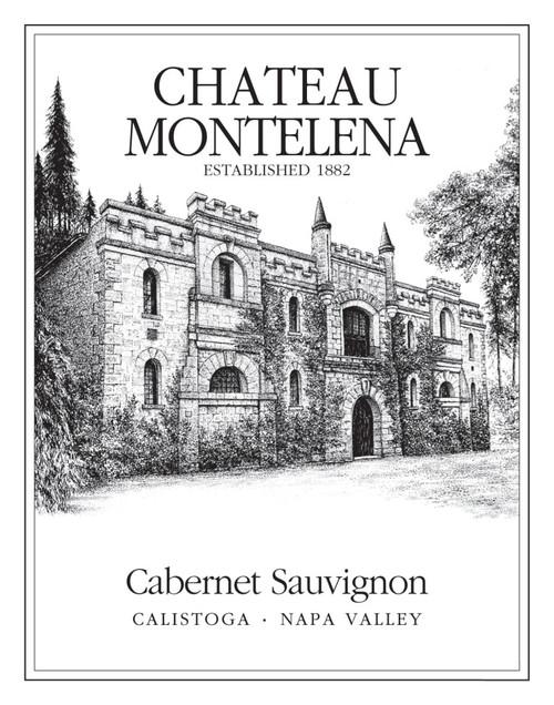 Montelena Cabernet Sauvignon Napa Valley 2018