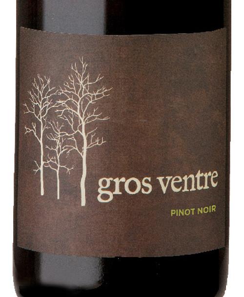 Gros Ventre Pinot Noir Sonoma Coast 2018