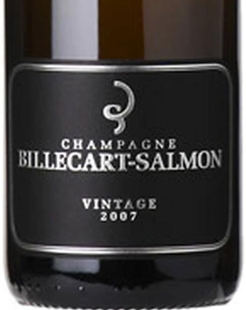 Billecart-Salmon Extra Brut Champagne Grand Cru 2007 1.5L