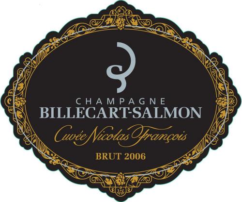 Billecart-Salmon Brut Champagne Cuvée Nicolas François 2006 1.5L