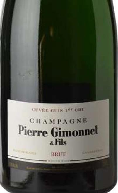 Gimonnet Brut Blanc de Blancs Champagne Cuvée Cuis 1er Cru NV