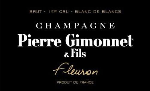 Gimonnet Brut Blanc de Blancs Champagne Cuvée Fleuron 2010 1.5L