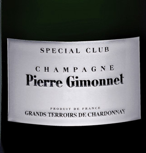 Gimonnet Brut Champagne Spécial Club Grands Terroirs Chardonnay 2014